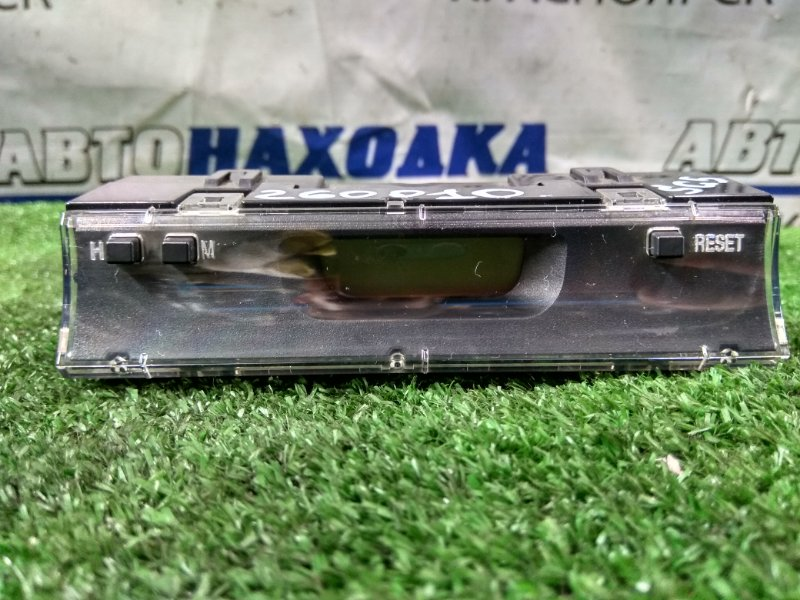Часы Subaru Forester SG5 EJ20-T 2002 85201SA000