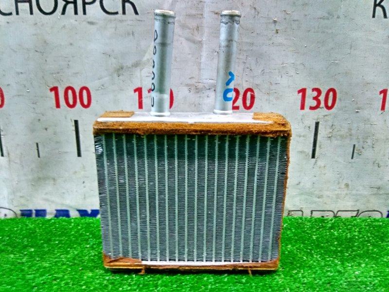 Радиатор печки Mazda Demio DW3W B3-E 1999 ХТС