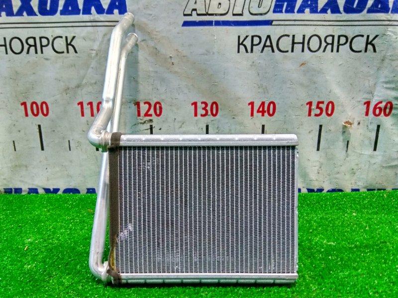 Радиатор печки Toyota Ractis NSP120 1NR-FE 11.2010