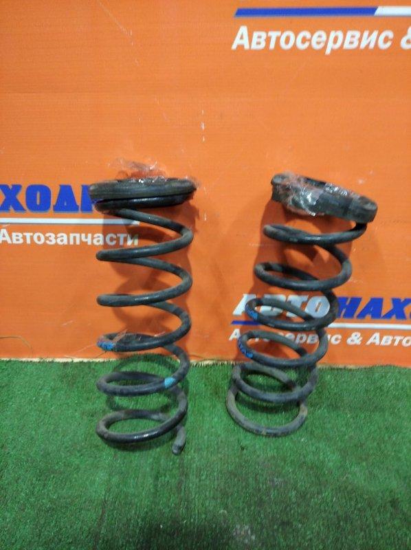 Пружина Mazda Axela BK3P L3-VDT 2006 задняя MPS пара