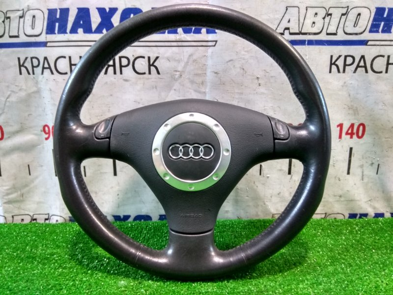Airbag Audi Tt 8N3 AUQ 1998 водительский, с рулем (кожа), с кнопками без патрона, есть не