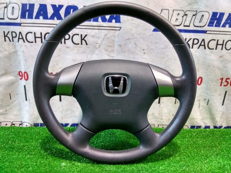 Airbag Honda Stream RN1 D17A 2003 2 мод., водительский, с рулем, без патрона. В ХТС.