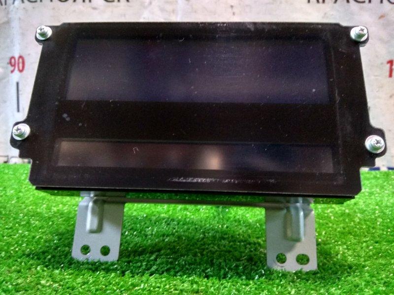 Дисплей Nissan Teana J32 VQ25DE 2008 28090JN20A штатный монитор.