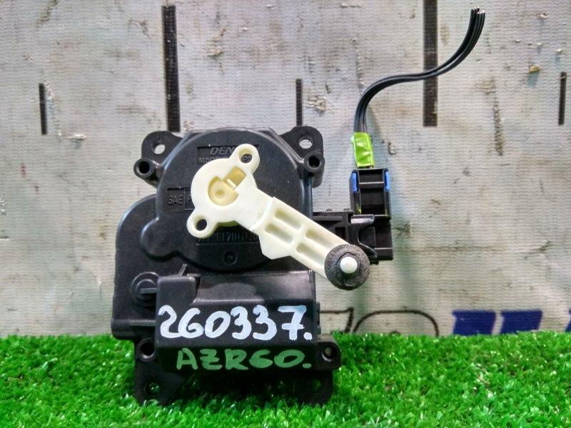 Привод заслонок отопителя Toyota Voxy AZR60G 1AZ-FSE 2001 5 контактов