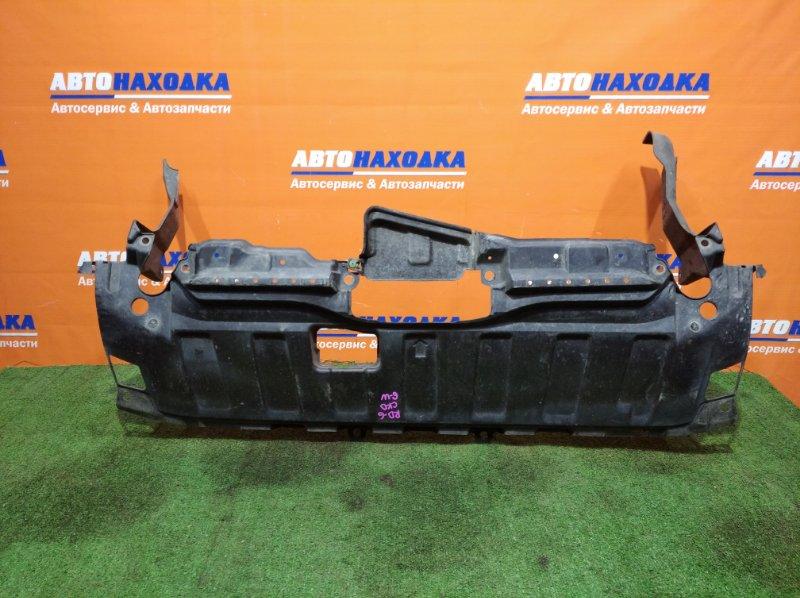 Защита двс Honda Cr-V RD6 K24A 2004 цельная*есть надрыв