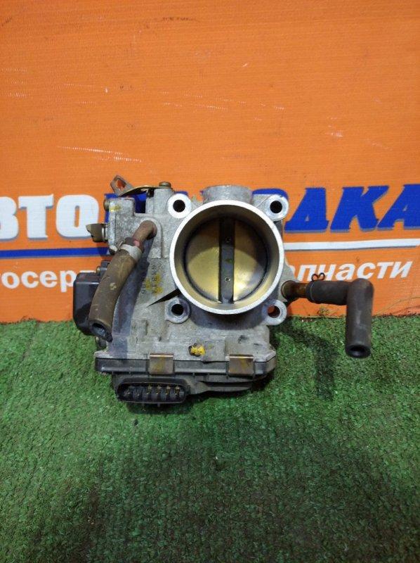 Заслонка дроссельная Honda Accord CL9 K24A 2002 электро