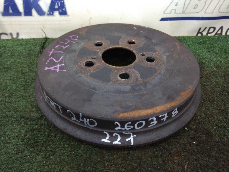 Барабан тормозной Toyota Premio AZT240 1AZ-FSE 2001 задний 227 мм (1AZ), пробег 59 т. км.,