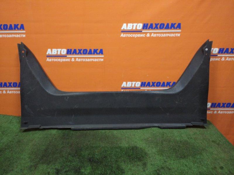 Обшивка багажника Toyota Camry ACV30 2AZ-FE 2001 задняя под замок