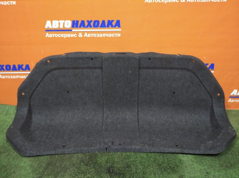 Обшивка крышки багажника Nissan Teana J31 VQ23 2003 есть незначительные дефекты