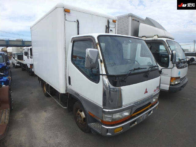 Рефрижератор Mitsubishi Canter FD501B 4M40 1994 Будка рефрижераторная с холодильной установкой .