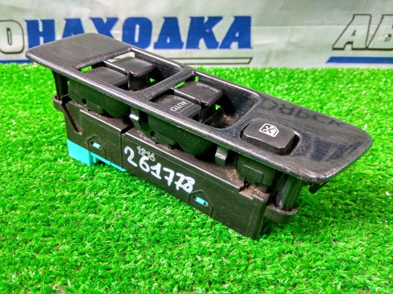 Блок управления стеклоподъемниками Subaru Forester SF5 EJ20-T 1997 передний правый 2 мод.