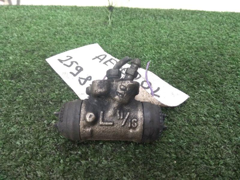 Рабочий тормозной цилиндр Toyota Corolla AE100 5A-FE 1991 задний левый задний левый, 11/16