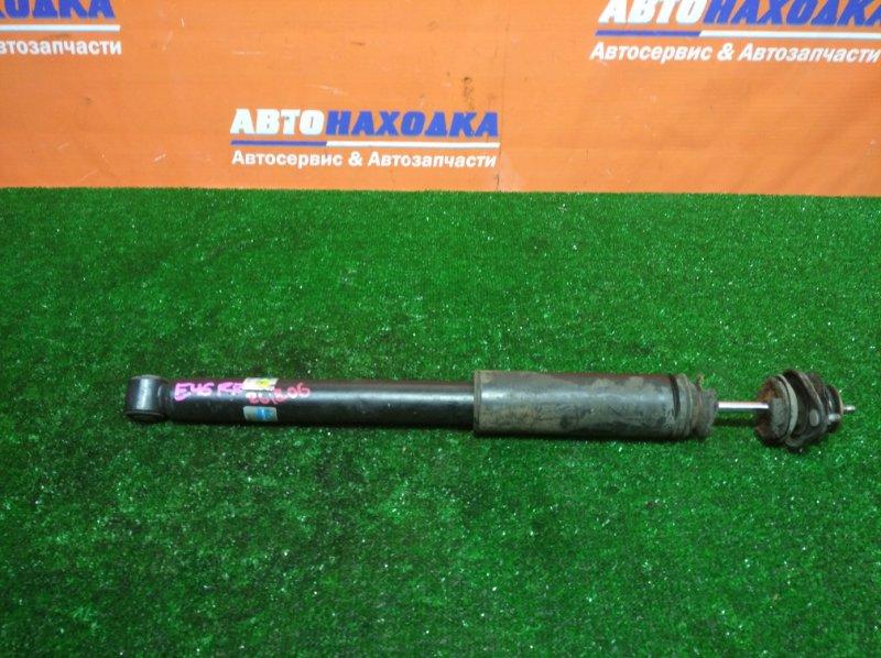 Амортизатор Bmw 3 E46 N46 B20 1998 задний пыльник под замену