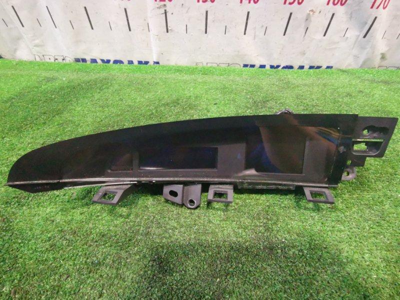 Дисплей Mazda Axela BL5FW ZY-VE 2009 BCD3611J0 электронное табло, в верхней части торпедо