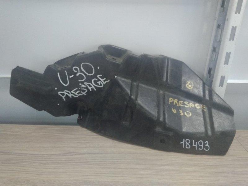 Защита топливного бака Nissan Presage TU30 QR25DE 17290-AD000