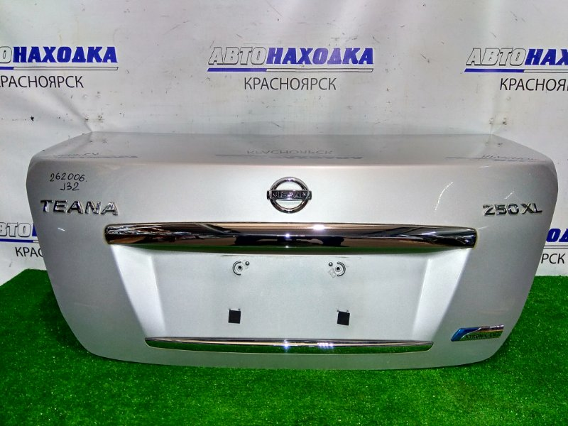 Крышка багажника Nissan Teana J32 VQ25DE 2008 задняя в сборе, цвет K23, в ХТС.