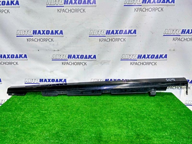 Порог Honda Stream RN1 D17A 2003 правый пластиковый, . 2 мод., правый.