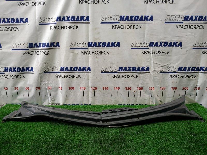 Ветровая панель Toyota Estima MCR30W 1MZ-FE 2000 передняя из двух частей. Есть дефект крепежей.
