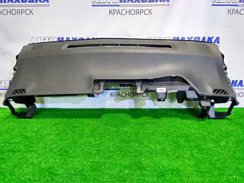 Airbag Toyota Ractis NSP120 1NR-FE 2010 пассажирский (верх панели) с подушкой, без заряда, черный.
