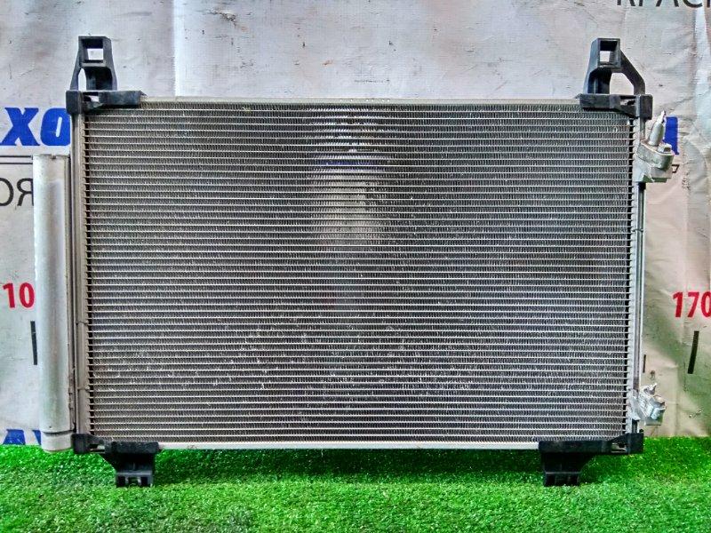Радиатор кондиционера Toyota Ractis NSP120 1NR-FE 2010