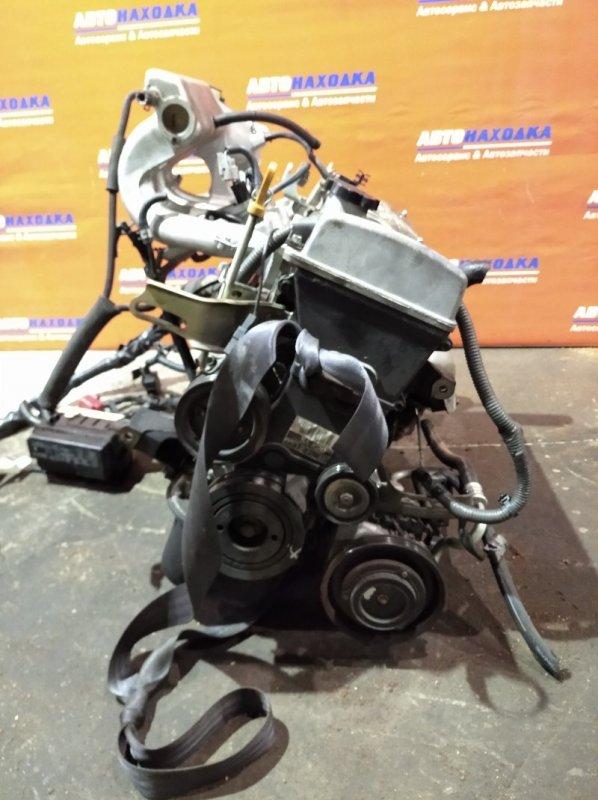 Двигатель Toyota Sprinter AE110 5A-FE 1997 109 т.км