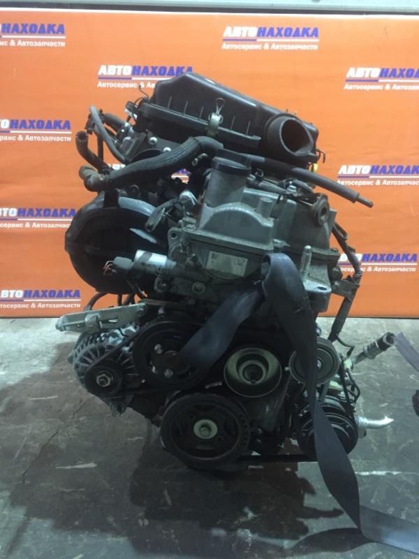 Двигатель Toyota Passo QNC10 K3-VE 2004 20т.км в сборе без выпуск коллектора