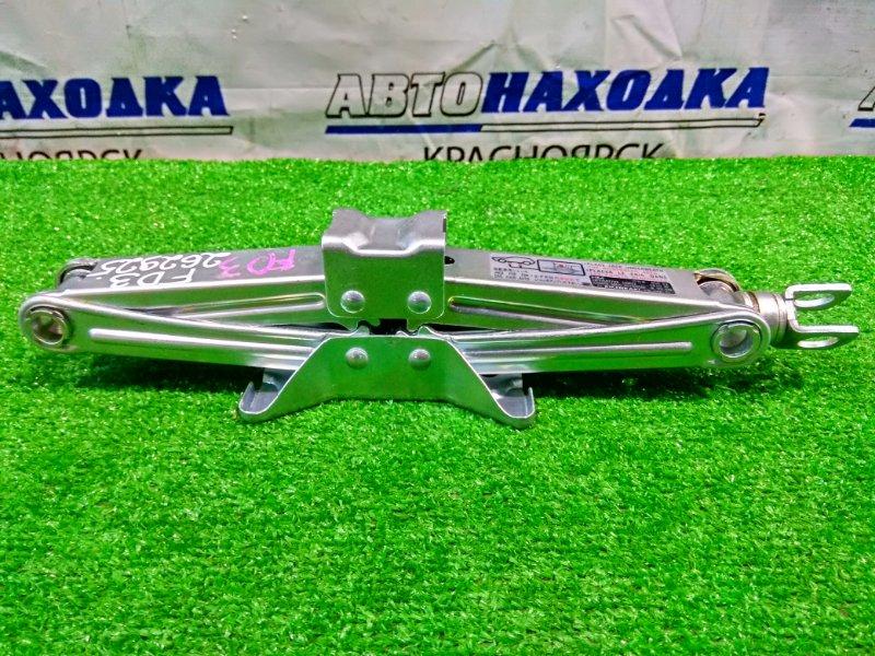 Домкрат Honda Civic FD3 LDA 2005 грузоподъемность 850 кг.