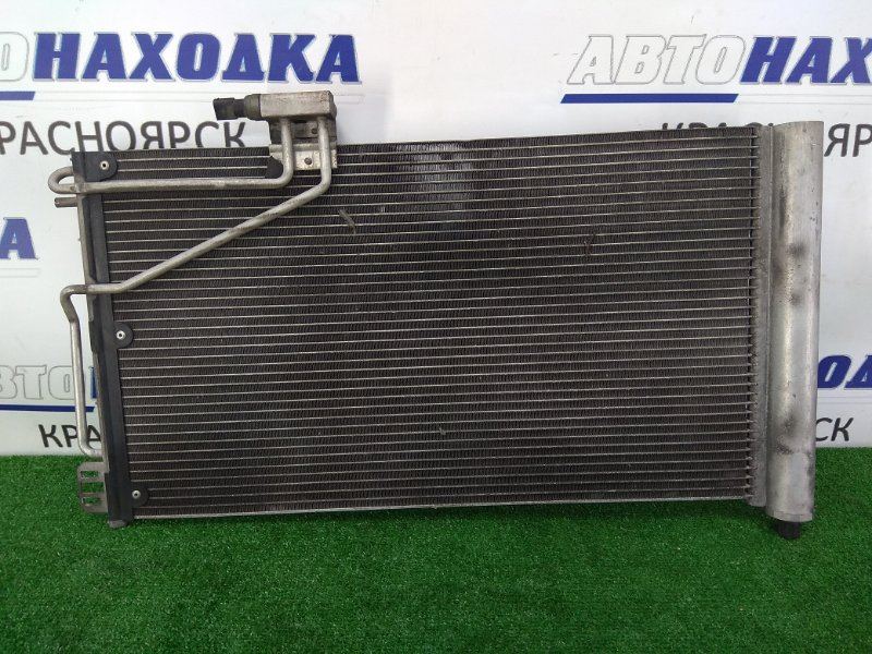 Радиатор кондиционера Mercedes-Benz C200 203.042 M271E18 2000