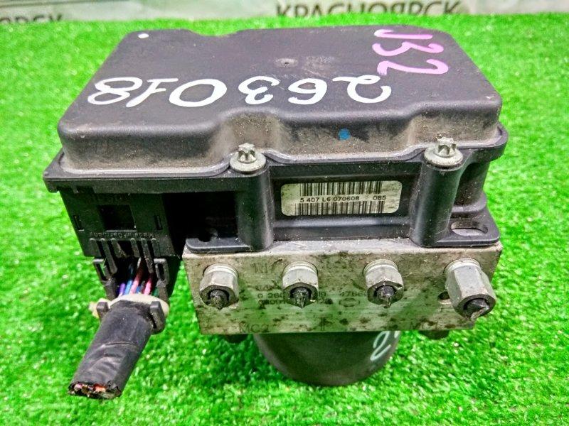 Блок abs Nissan Teana J32 VQ25DE 2008