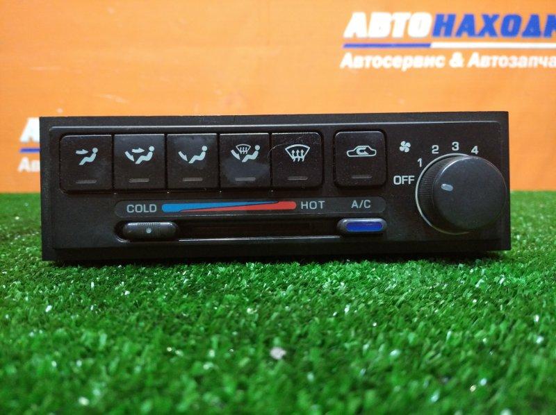 Климат-контроль Nissan Bluebird Sylphy QG10 QG18DE 2000 1мод ползунок+кнопки