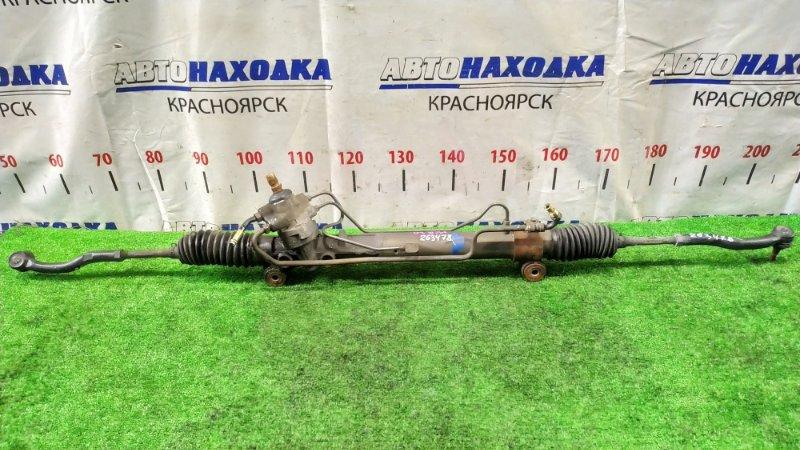 Рейка рулевая Toyota Estima MCR30W 1MZ-FE 2000 в сборе с тягами и наконечниками