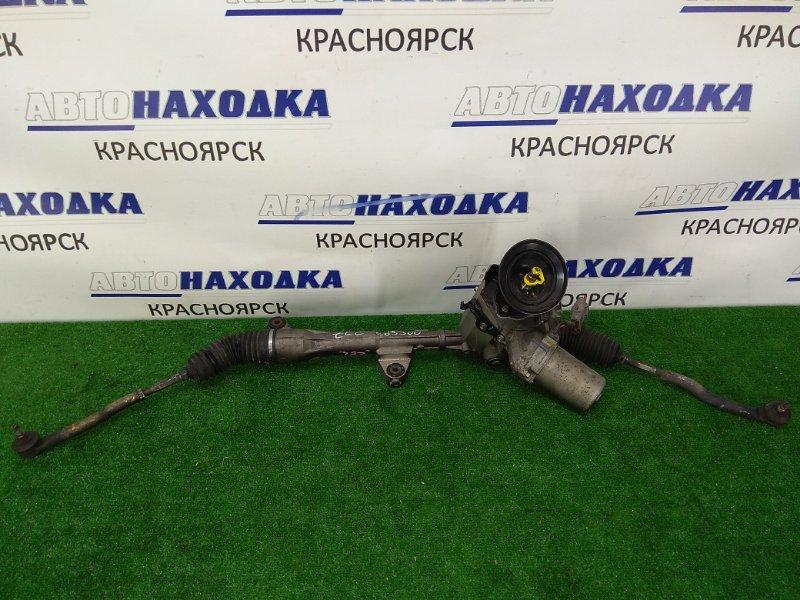 Рейка рулевая Honda Insight ZE2 LDA 2009 электрическая, в сборе с тягами и наконечниками,