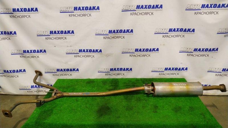 Глушитель Nissan Teana J32 VQ25DE 2008 средняя часть глушителя с резонатором