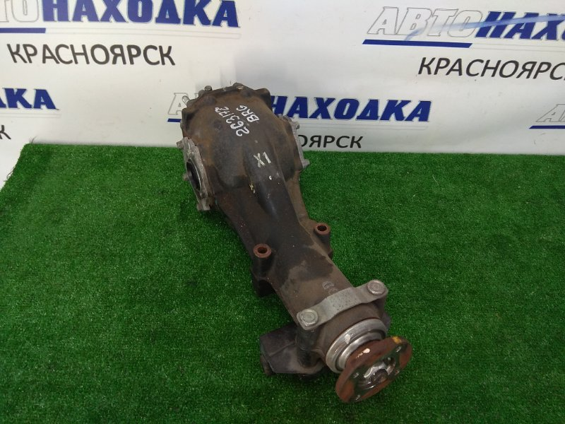 Редуктор Subaru Legacy BRG FA20 2012 задний задний, не LSD, 27011AB270, CVT, пара 37:9, 4,111, пробег 35 т. км.