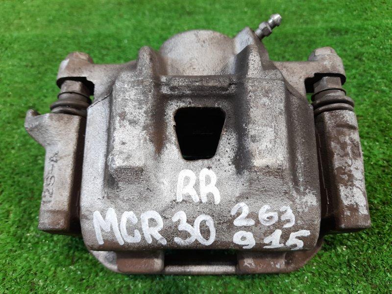 Суппорт Toyota Estima MCR30W 1MZ-FE 2000 задний правый RR