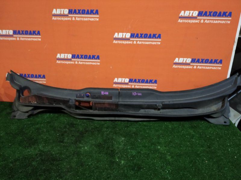 Решетка под лобовое стекло Honda Accord CL9 K24A 2002 2 части+форсунки