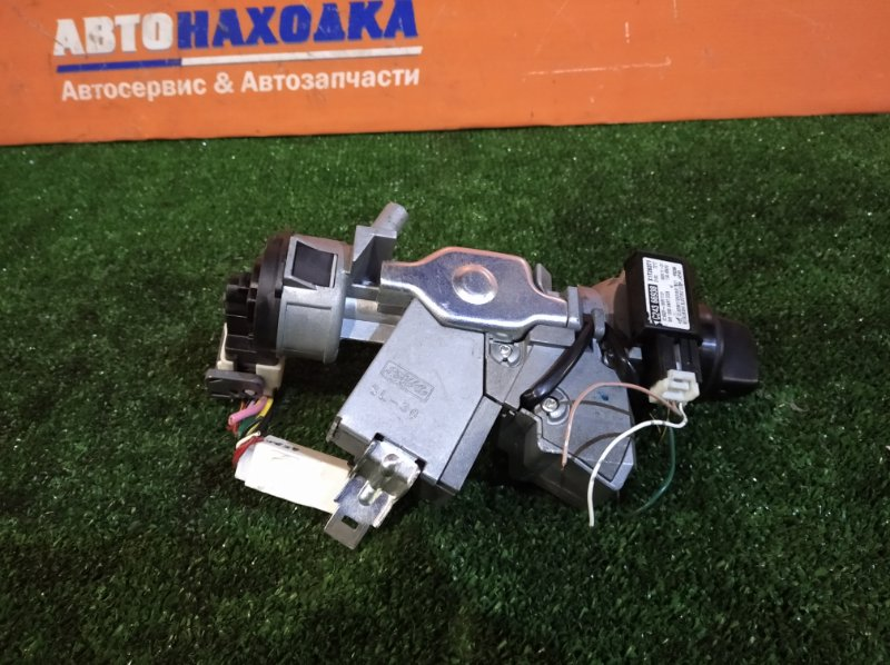 Замок зажигания Mazda Axela BK3P L3-VDT 2006 +2 пульта/MPS/ МКПП