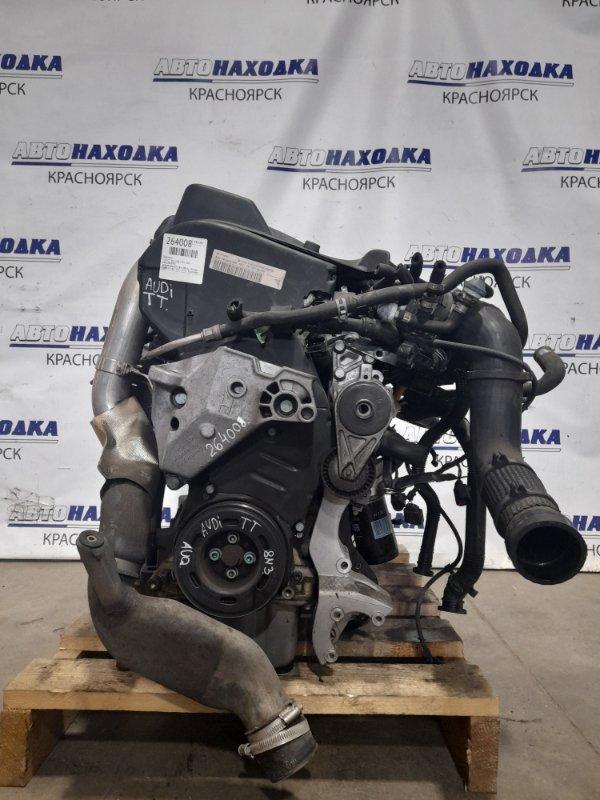 Двигатель Audi Tt 8N3 AUQ 1998 054322 AUQ № 054322 1,8 л. 180 л.с. 20 клап. Турбо. Пробег 105 т.км. С