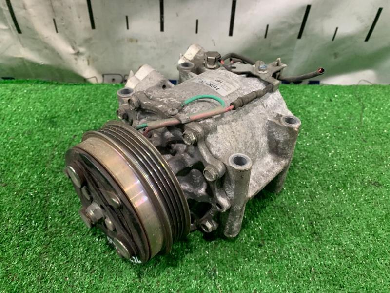 Компрессор кондиционера Honda Insight ZE2 LDA 2009 пробег 95 т.км. ХТС. С аукционного авто.