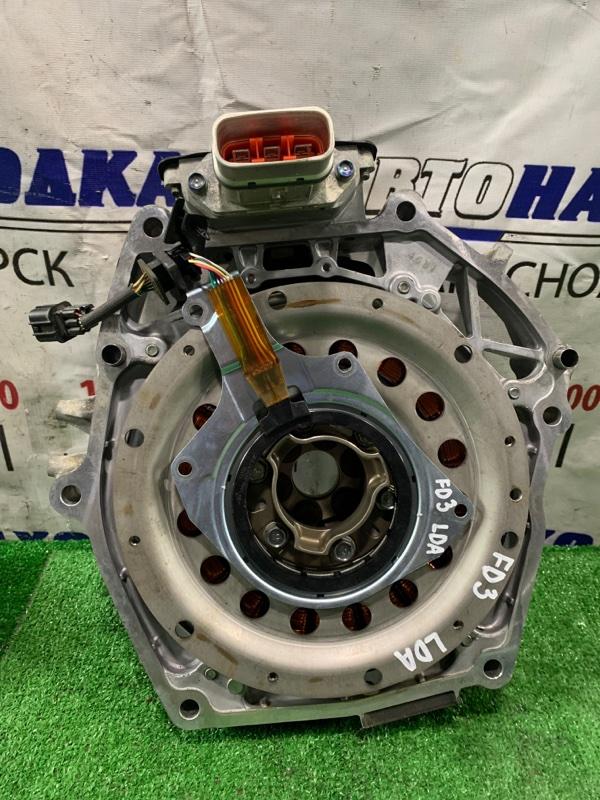 """Двигатель Honda Civic FD3 LDA 2005 электродвигатель гибридной системы """"IMA"""". В комплекте"""