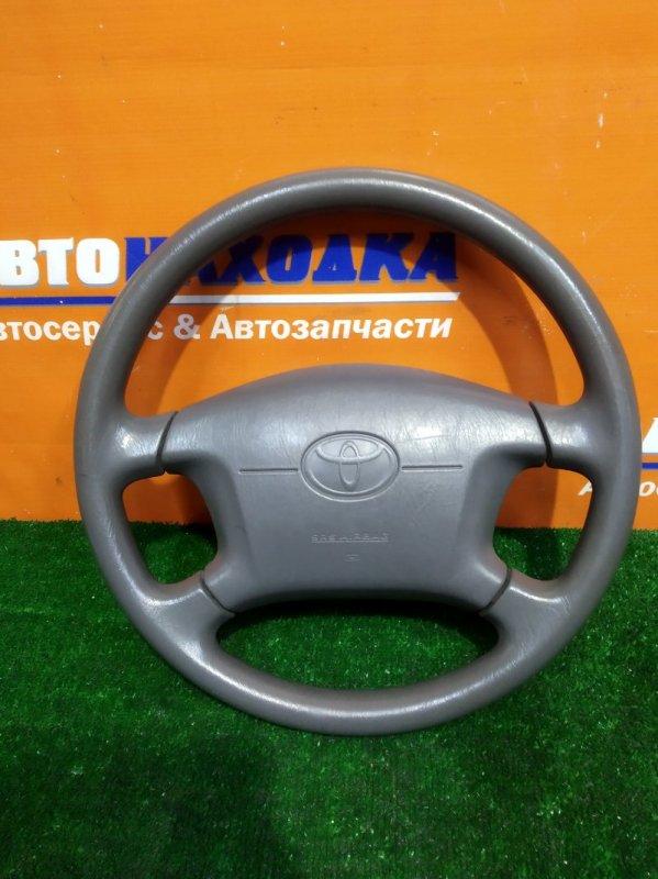 Руль Toyota Sprinter AE110 5A-FE 1997 +заглушка без заряда