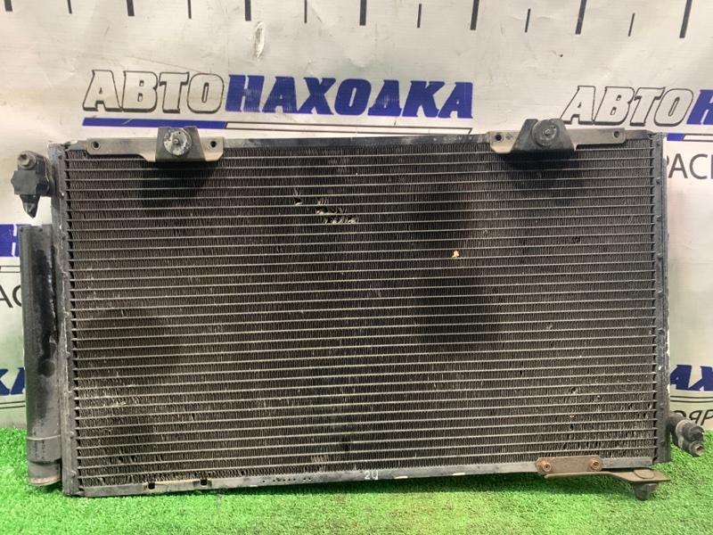 Радиатор кондиционера Toyota Caldina AT211G 7A-FE 1997