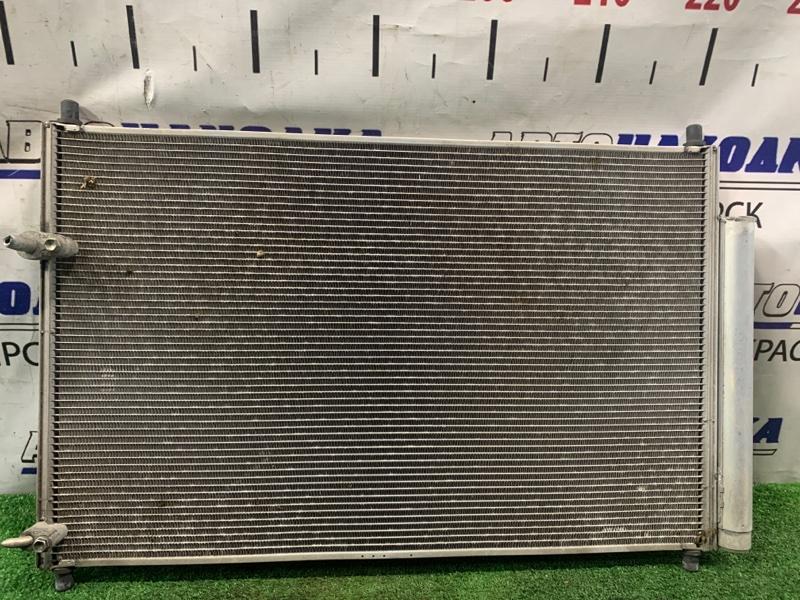 Радиатор кондиционера Toyota Corolla Fielder NZE141G 1NZ-FE 2006 ХТС, без механических повреждений,