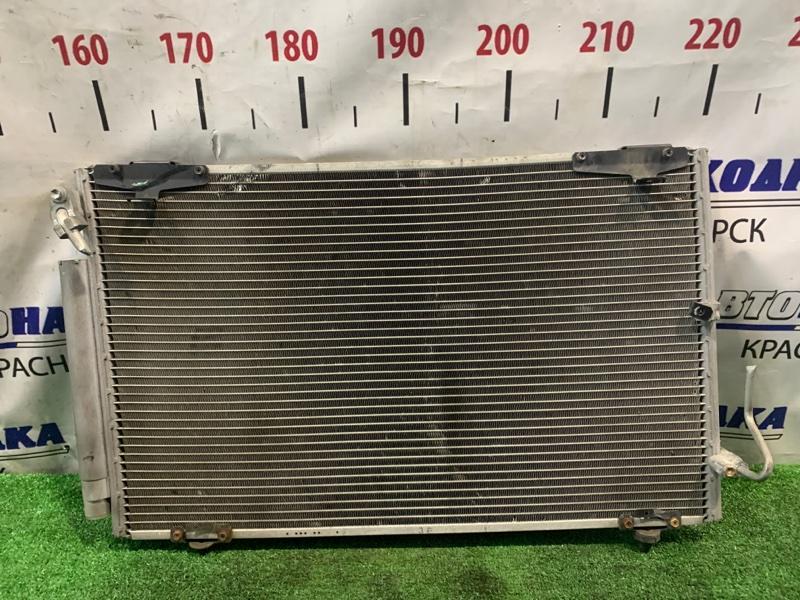 Радиатор кондиционера Toyota Opa ZCT10 1ZZ-FE 2002