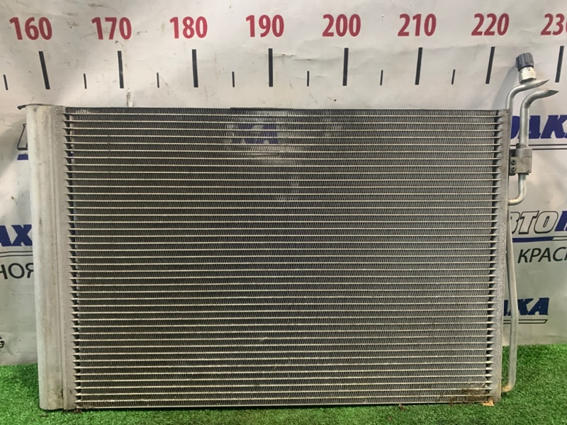 Радиатор кондиционера Bmw 525I E60 M54B25 2003
