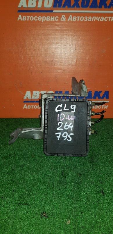 Блок abs Honda Accord CL9 K24A 2002