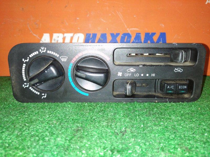Климат-контроль Toyota Corsa EL51 4E-FE 1994 механический