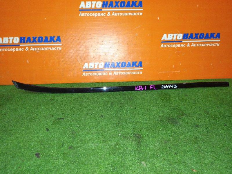 Молдинг лобового стекла Honda Legend KB1 J35A 2004 левый сломано два крепление
