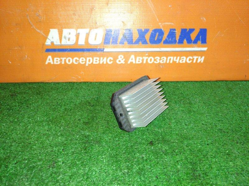 Реостат печки Honda Accord CL9 K24A 2002 077800-0780