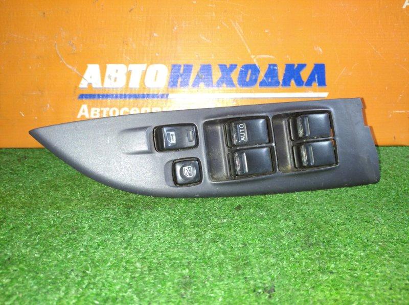 Блок управления стеклоподъемниками Nissan Wingroad WFY11 QG15DE 2001 передний правый 2 фишки